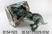 Игрушка динозавр на батарейках. Размер в коробке 36,5*13,0*29,0см