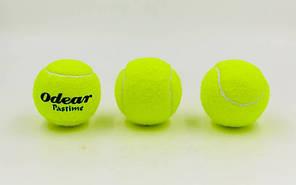 Мяч для большого тенниса (12шт) ODEAR 901-12, фото 2