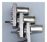 Мотор-редуктор Takanawa 3-24В 10-80 RPM металлические шестерни RS-555