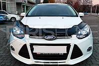 Дефлектор Капота Мухобойка Ford Focus New с 2011 г.в.
