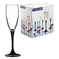 Набор фужеров Luminarc Domino для шампанского 6 шт. (170 мл)