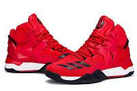 Баскетбольные кроссовки Adidas Rose 7 red-black
