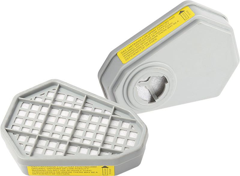 Фильтр газовый для респиратора Miol 91-136