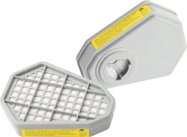 Фильтр газовый для респиратора Miol 91-136, фото 2