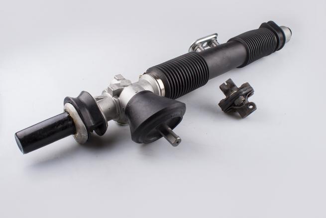 Рулевой механизм (рейка рулевая) Daewoo Lanos Ланос Сенс Нексия (Без гур) LSA