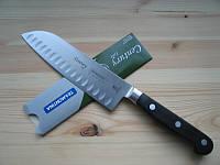 Нож кухонный ,супер качество Tramontina   оригинал , длинна лезвия 178 мм