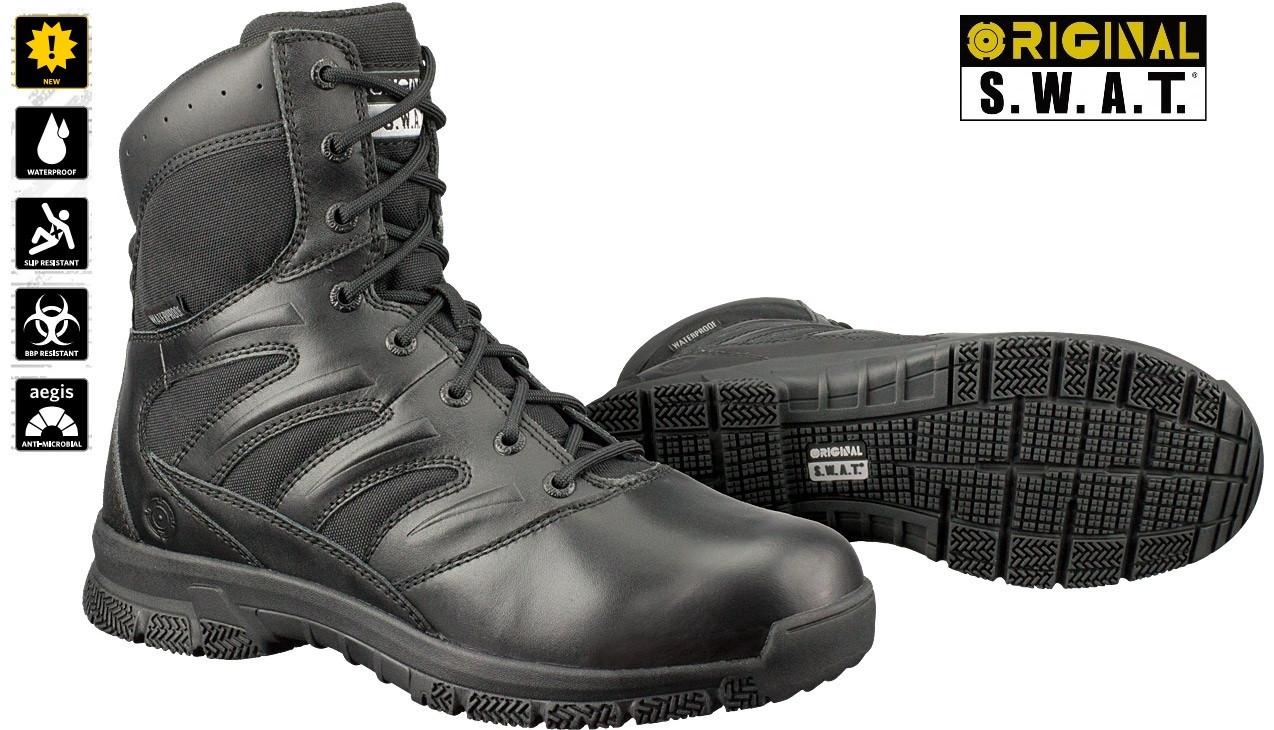 """Тактические ботинки ORIGINAL S.W.A.T. Force 8"""" WP арт. 152031 45"""