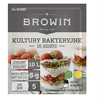 Бактериальные культуры для йогурта, на 10L- Польша