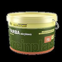 Акрилова фарба Greinplast FA 9л