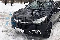 Дефлектор Капота Мухобойка Hyundai IX35