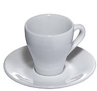 Чашка с блюдцем Paula 70 мл