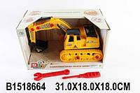 Коструктор строительная техника. Размер в коробке 31,0*18,0*18,0см