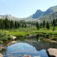 Отдых с детьми в горах: чем занять трехлетнего малыша?