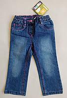 Джинси дитячі штани котонні Lupilu для дівчинки джинс на дівчинку 86