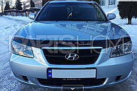 Дефлектор Капота Мухобойка Hyundai Sonata NF 2004-2009