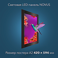 Световая LED-панель NOVUS А2