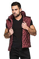 Современный модный мужской жилет
