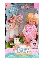 Кукла музыкальная с аксессуарами 12026