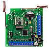 Приёмник радиодатчиков Ajax ocBridge Plus для подключения к проводным централям
