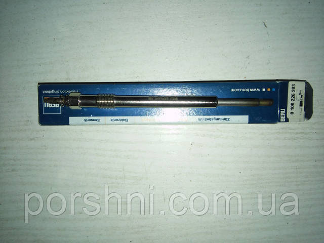 Свеча  накала Ford Тransit   2.0 - 2.4 D. 2001 --  BERU  0100226203