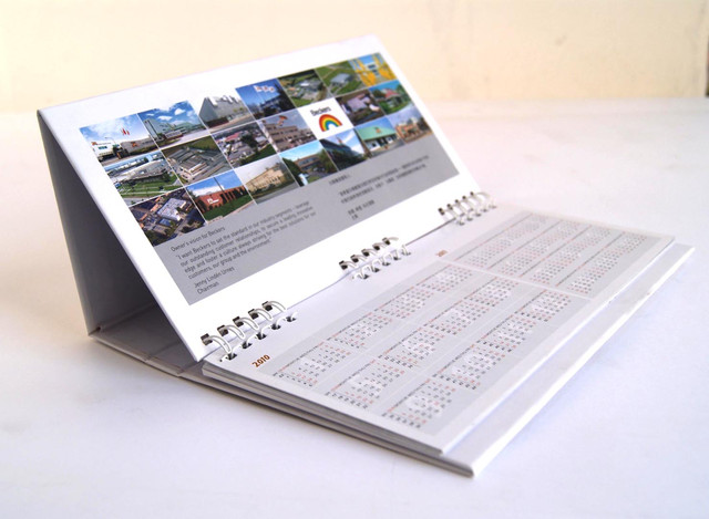 Настольный календарь 2017 распечатать в Днепре