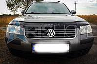 Дефлектор Капота Мухобойка VW Passat B5+ 2001-2005