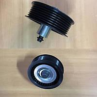 Натяжной ролик ремня генератора ребристый 2.2TDCI RWD Ford Transit 12-