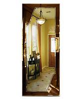 Прямоугольное зеркало с оригинальным декором (размер 130х53 см), фото 1