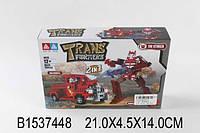 """Конструктор """"Transformers"""" 2 в 1, 354 датль."""