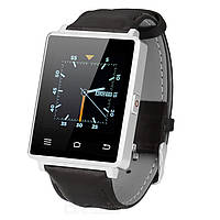 Умные часы Smart Watch No1 D6 Silver Android 5.1 3G
