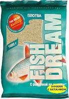 Прикормка рыболовная Fish Dream ''Плотва''