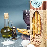 Гриссини с морской солью, ТМ Бабене