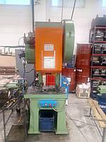 Услуги по холодной  штамповке из металла на кривошипной автоматической линии