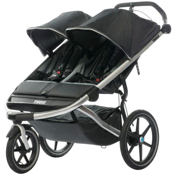 Детская коляска для двойни Thule Urban Glide 2