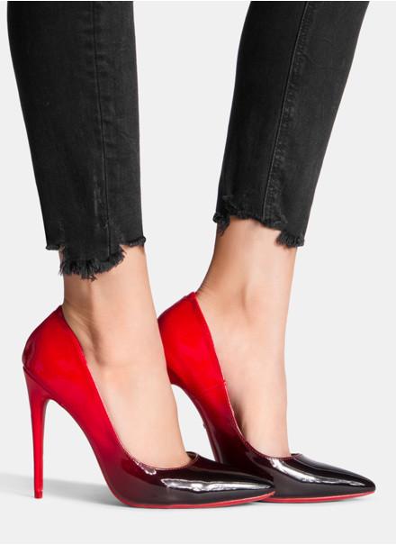 Модные туфли Vices Ombre Red 36 размер  продажа, цена в ... 633fba0cf01