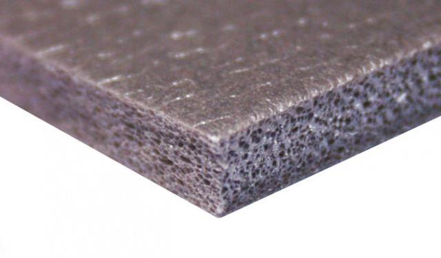 Алюфом® ХС тип А 5мм  (однобічне фольгування)