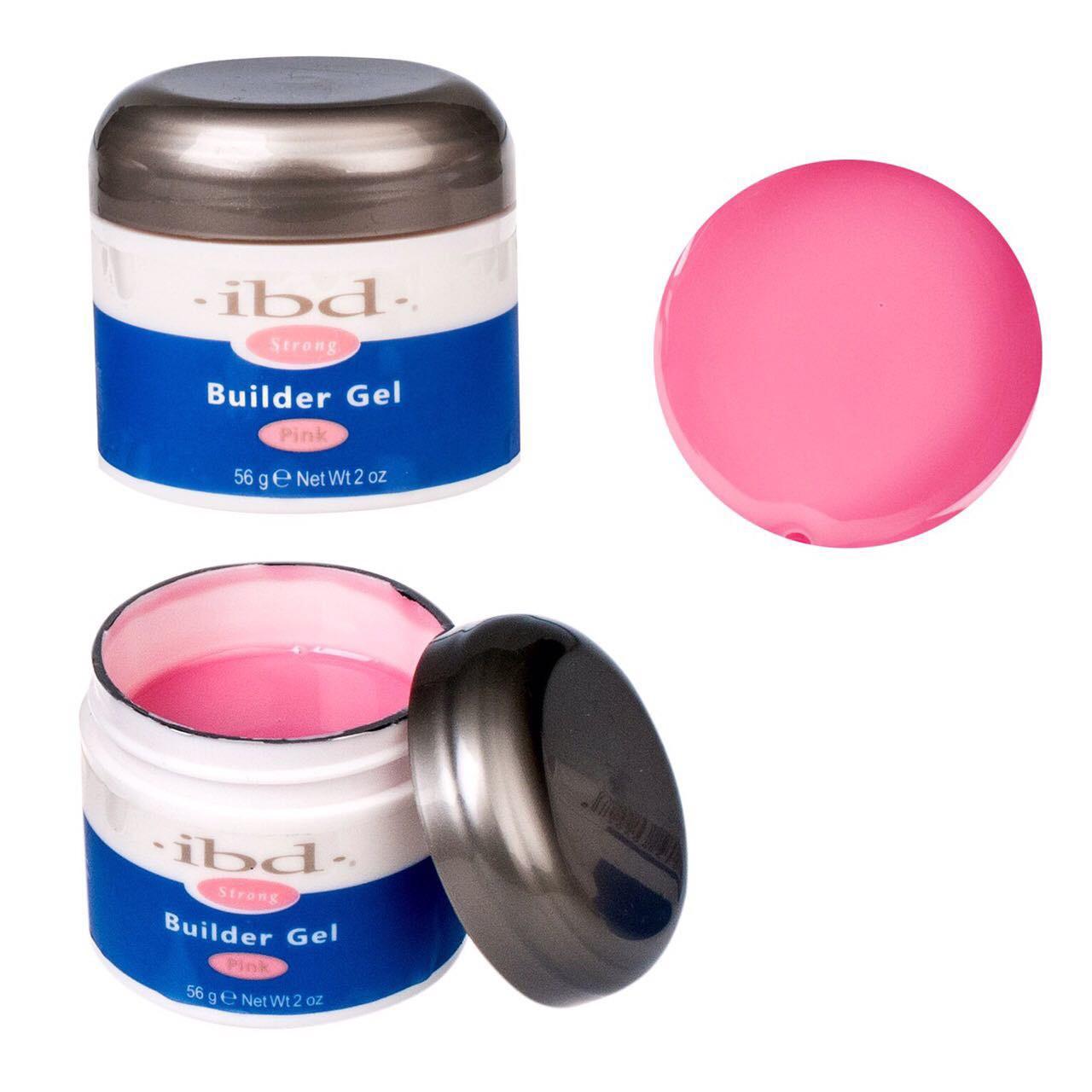 Гель для наращивания ногтей, IBD (розовый камуфляж) , 56 гр.