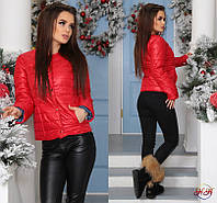 Демисезонная женская куртка Shanel, (разные цвета)