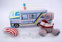 Детский пуф Полиция