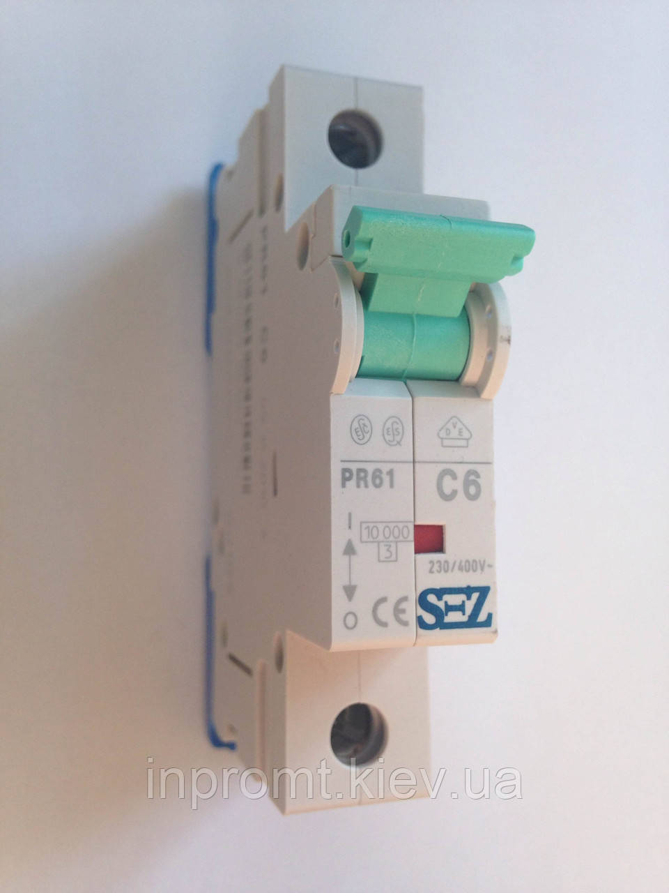 Автоматический выключатель PR61С 6