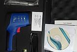 Пирометр FLUS IR-861U (-50…+1150 ºC; EMS 0,1-1,0) ПО, Кейс (50:1), фото 6