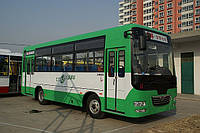 Городской Автобус SHAOLIN SLG6770C4GE