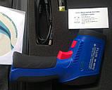 Пирометр FLUS IR-861U (-50…+1150 ºC; EMS 0,1-1,0) ПО, Кейс (50:1), фото 7