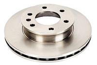 Диск тормозной передний Мерседес Спринтер / Sprinter 906 / Crafter с 2006 (299.6x28) Германия 015 521 2101