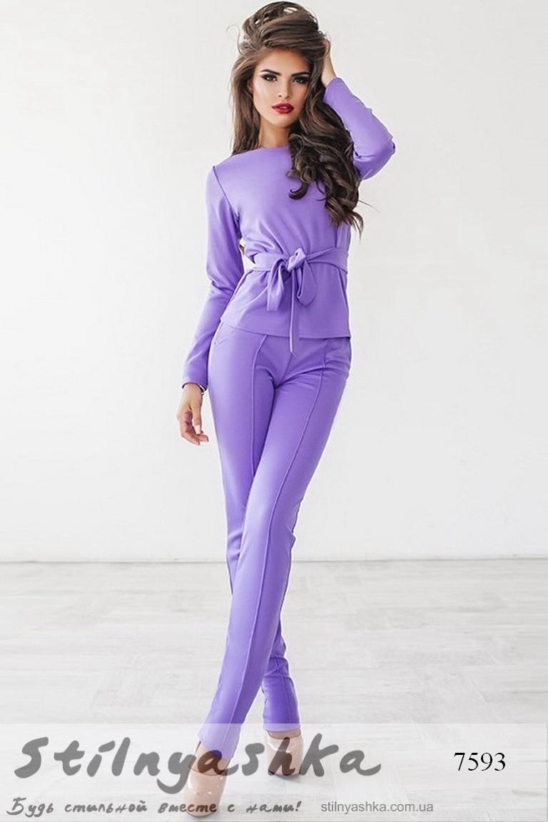 Купить стильный женский костюм