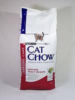 Cat Chow Special Care Urinary Tract Health 15 кг- корм для профилактики мочекаменной болезни у кошек