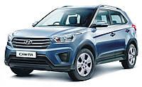 Защита картера двигателя и кпп Hyundai Creta (Хюндай Крэта) с установкой! Киев