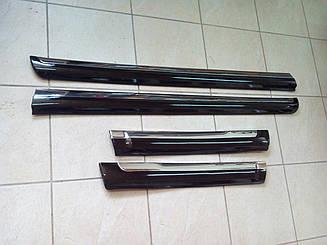 Молдинги дверей Toyota Land Cruiser Prado 150