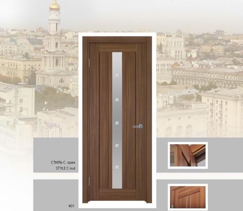 Двери межкомнатные Реликт пленка ламинатин
