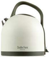 Електрочайник 3000 Вт Stadler Form Kettle Five SFK 8800 White ПП